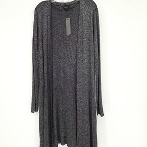 Belldini Lightweight Open Front Cardigan